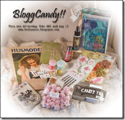 Bella Mios bloggcandy